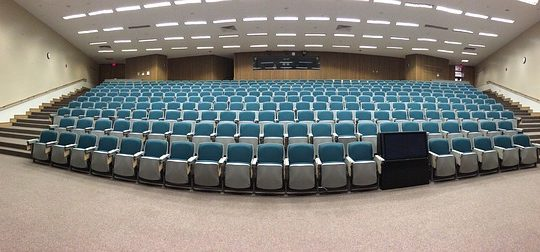 auditorium-with-empty-seats-fish-eye-lens-view