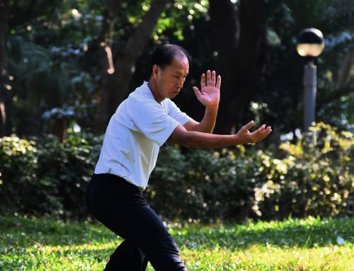 Tai Chi for energy