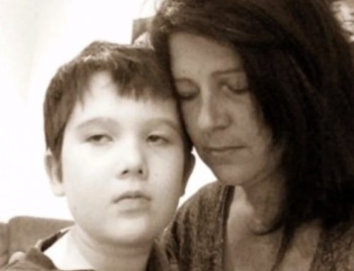 This desperate mum became a criminal to save her son's life